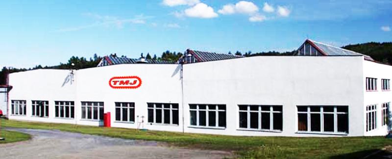 Завод Pilous-TMJ s.r.o. основан в 1969 году